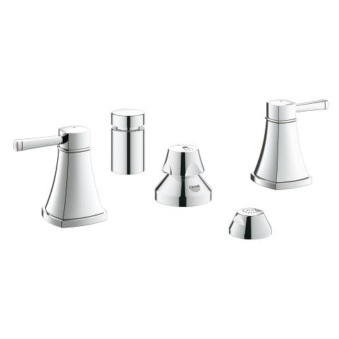 pieces grohe douchette vier grohe with pieces grohe free traditional with pieces grohe latest. Black Bedroom Furniture Sets. Home Design Ideas