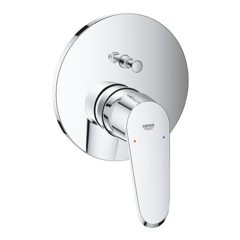Eurodisc Cosmopolitan Single-lever mixer with 2-way diverter