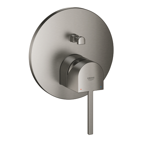 GROHE Plus Single-lever mixer with 2-way diverter