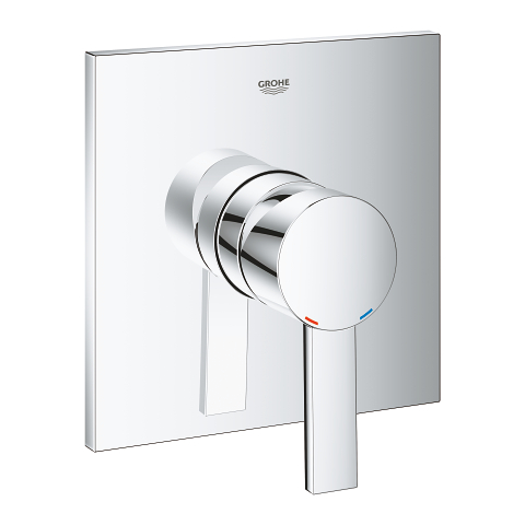Allure Single-lever shower mixer trim