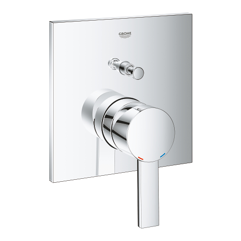 Allure Single-lever mixer with 2-way diverter