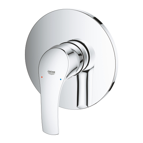 Eurosmart Single-lever shower mixer trim