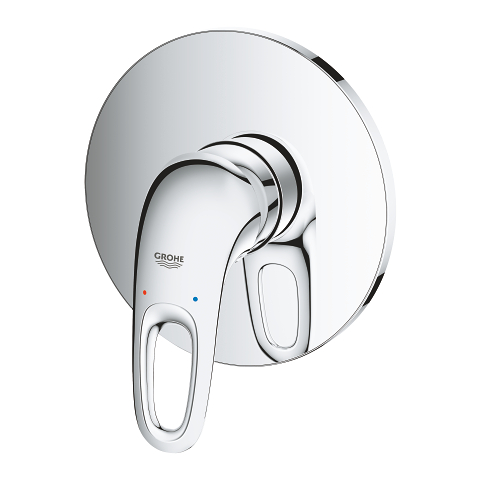 Eurostyle Single-lever shower mixer trim