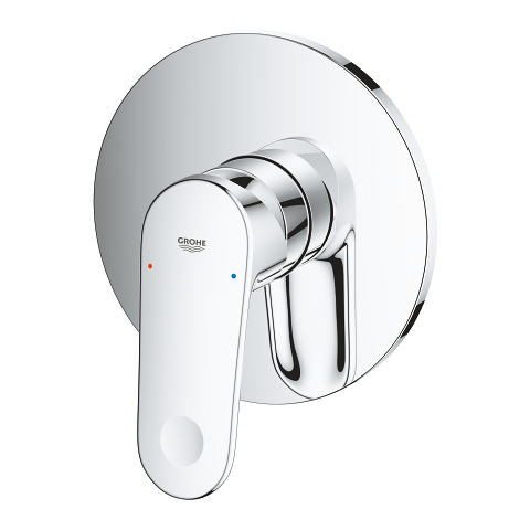 Europlus Single-lever shower mixer trim