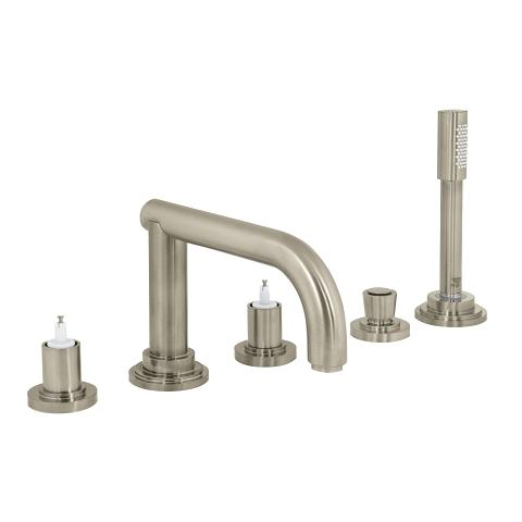 Bathtub Faucets, Tub Spouts, Thermostats | GROHE