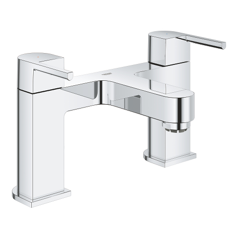 GROHE Plus Two-handled Bath filler 1/2″