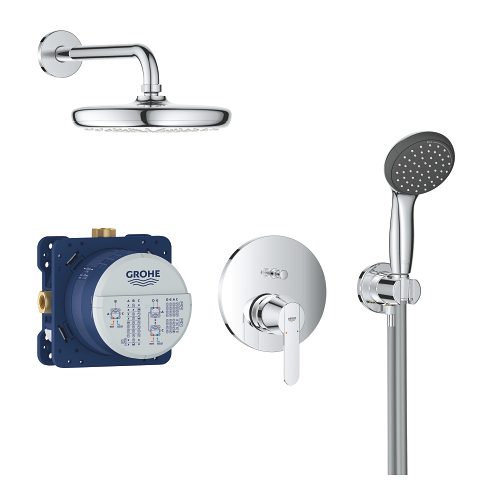 Get Perfect shower set with Vitalio Start 210