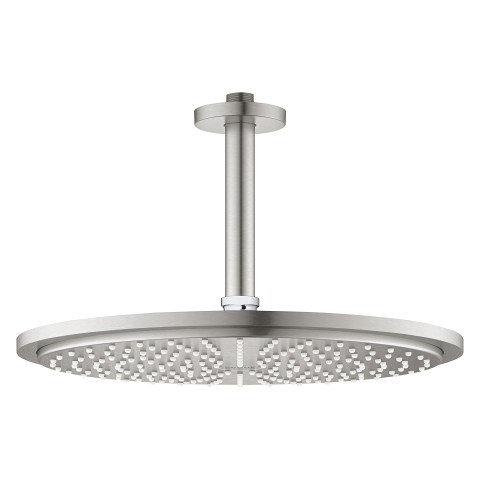 Head shower set ceiling 142 mm, 1 spray