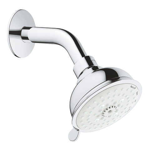 Tempesta Rustic 100 Head shower set 4 sprays
