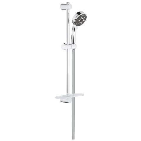 Vitalio Comfort 100 Shower rail set 3 sprays