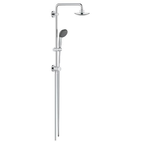 vitalio start 160 duschsystem mit umstellung f r die. Black Bedroom Furniture Sets. Home Design Ideas