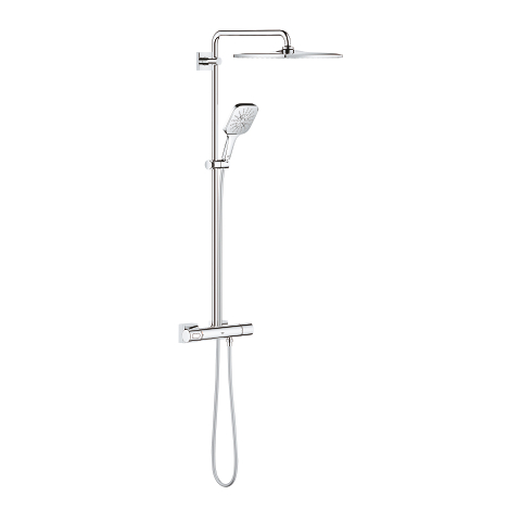 Rainshower SmartActive 310 Shower system with thermostat for wall mounting