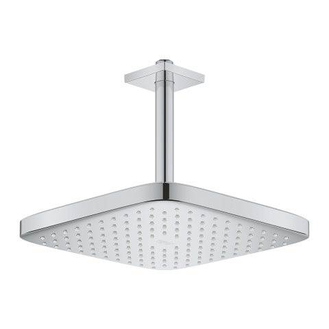 Tempesta 250 Cube Head shower set ceiling 142 mm, 1 spray