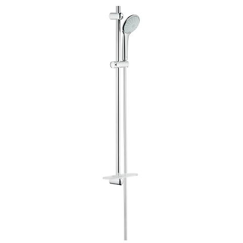 Euphoria 110 Pure Shower Rail Set 3 sprays