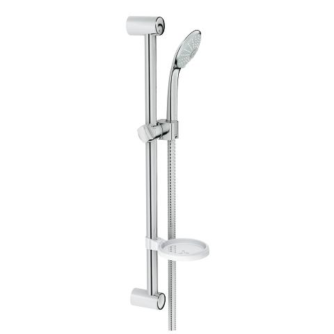 Shower Rail Set 3 sprays