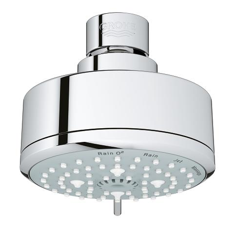 Tempesta Cosmopolitan 100 Head shower 4 sprays