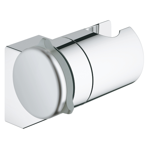 Wall shower holder