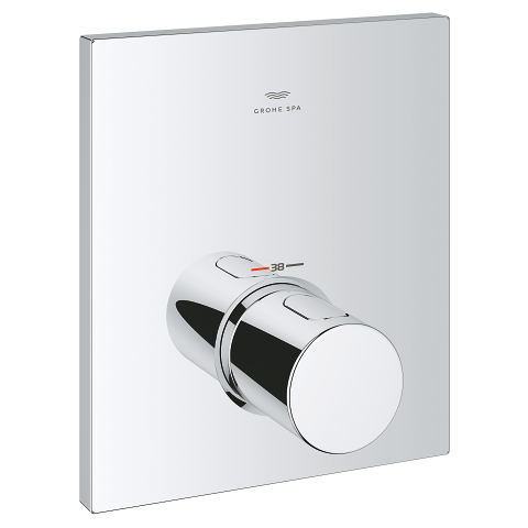 Thermostatic trim