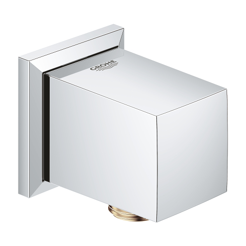 Allure Brilliant Shower outlet elbow, 1/2″