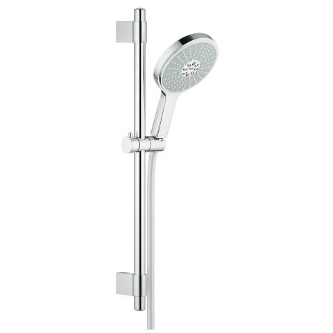 Power&Soul Cosmopolitan 160 Shower rail set 4+ sprays