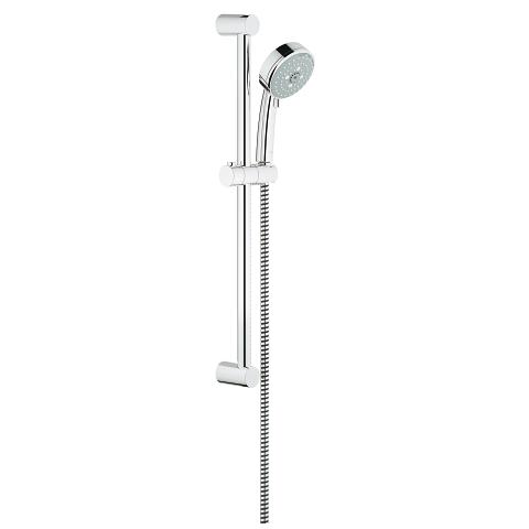 Tempesta Cosmopolitan 100 Shower rail set 3 sprays