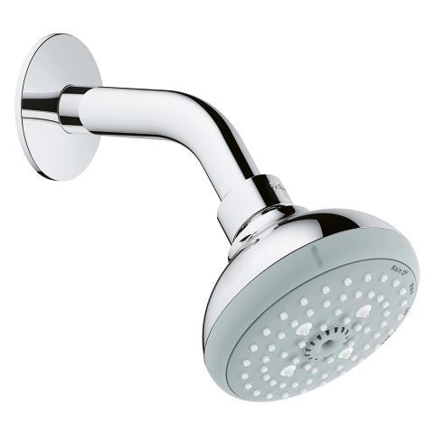 Tempesta 100 Head shower set IV