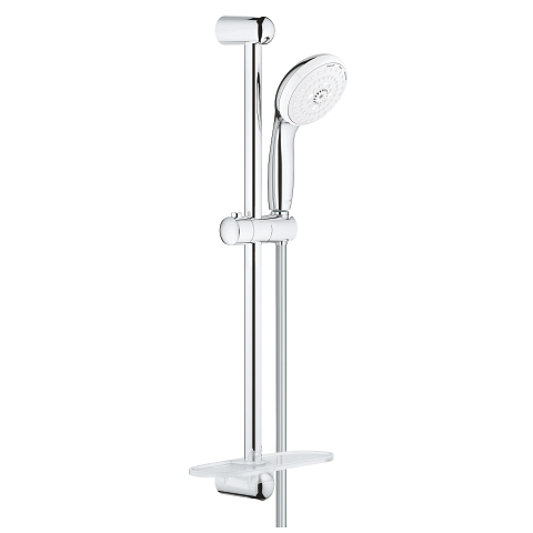 Tempesta 100 Shower rail set 3 sprays