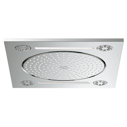 Rainshower F-Series 15″ Plafonnier douche 3 jets