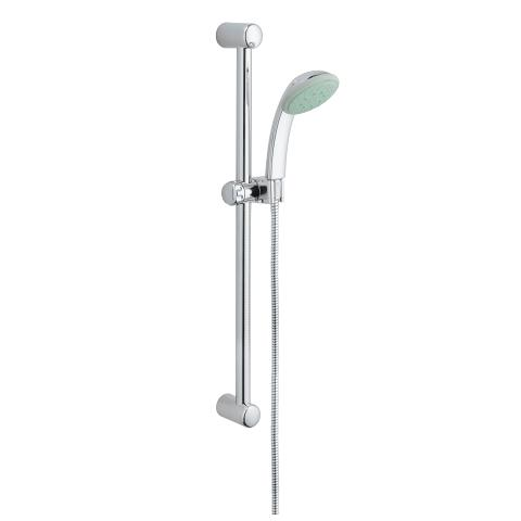 Tempesta 100 Trio Shower Rail Set 3 sprays