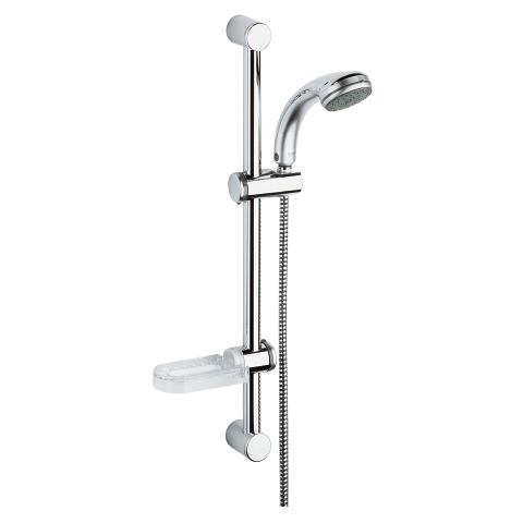 Relexa Plus 80 Dual Shower rail set 2 sprays