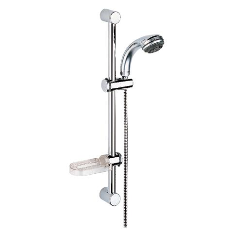 Relexa Plus 80 Top 4 Shower rail set 4 sprays