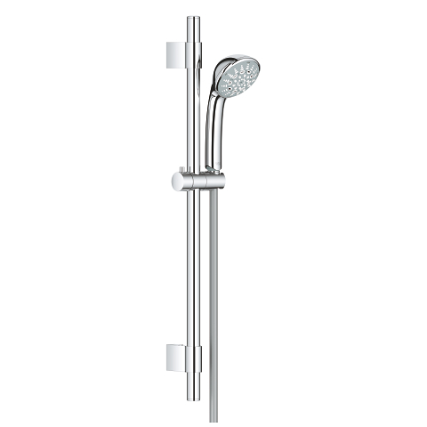 Relexa 100 Five Shower Rail Set 5 sprays