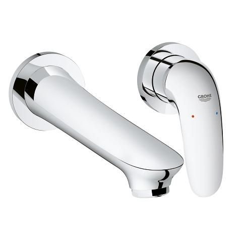 2-hole basin mixer M-Size
