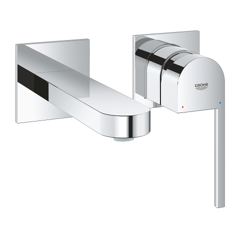 Two-hole basin mixer M-Size