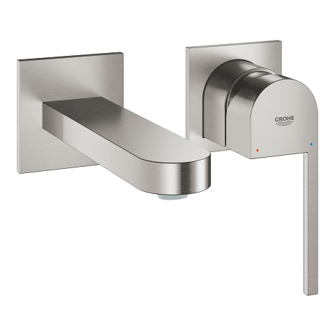 GROHE Plus Two-hole basin mixer M-Size