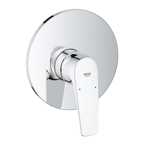 BauFlow Single-lever shower mixer
