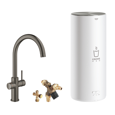 GROHE Red Duo Змішувач і бойлерна система L розміру