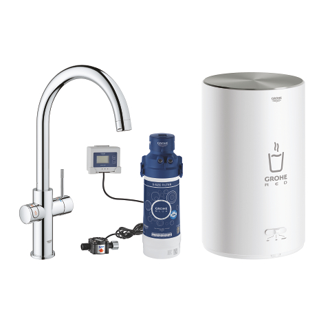 GROHE Red Duo Starter kit taglia M
