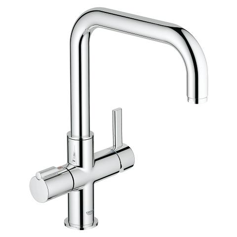 GROHE Red Duo Single-lever sink mixer 1/2″