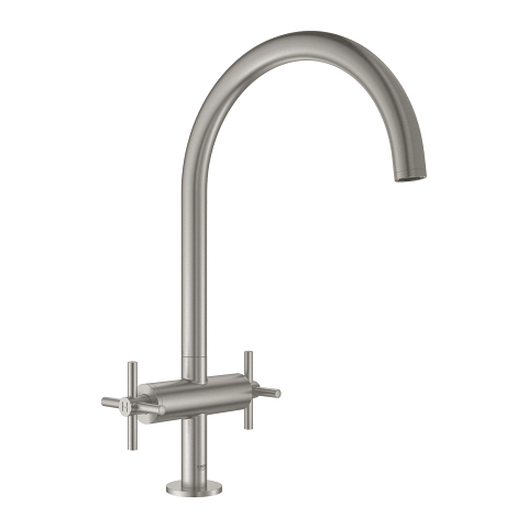 Atrio Two handle sink mixer 1/2″