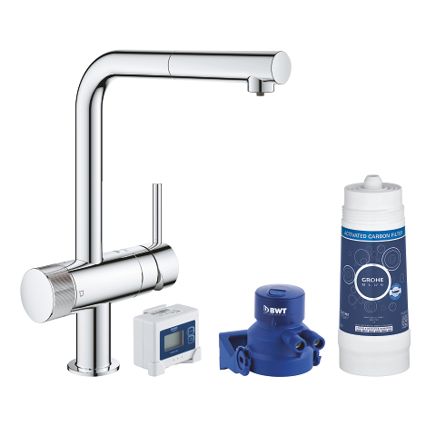 Starter Kit GROHE Blue