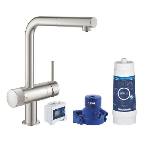 GROHE Blue Pure Minta Starter Kit GROHE Blue