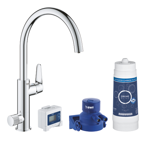 GROHE Blue Pure BauCurve Starter Kit