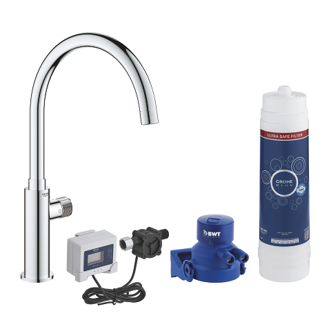 GROHE Blue Pure Mono Starter kit