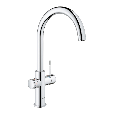 GROHE Red Duo Змішувач і бойлерна система M розміру