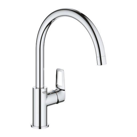 BauLoop Single-lever sink mixer 1/2″