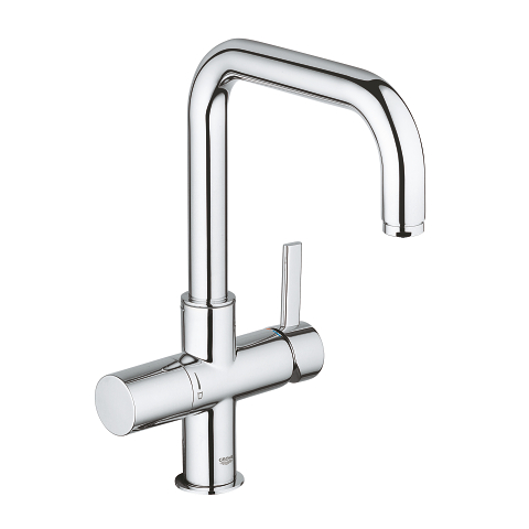 GROHE Blue Single-lever sink mixer 1/2″ Bi-Flow