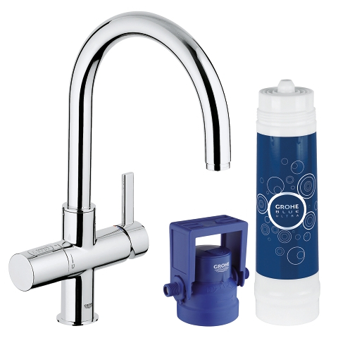 GROHE Blue UltraSafe Pure Starter kit