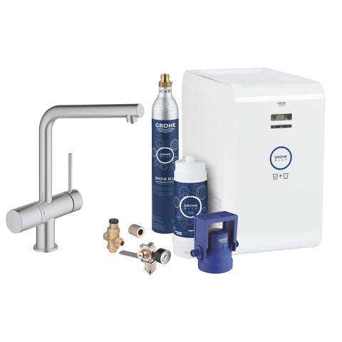 GROHE Blue Minta Professional Starter kit