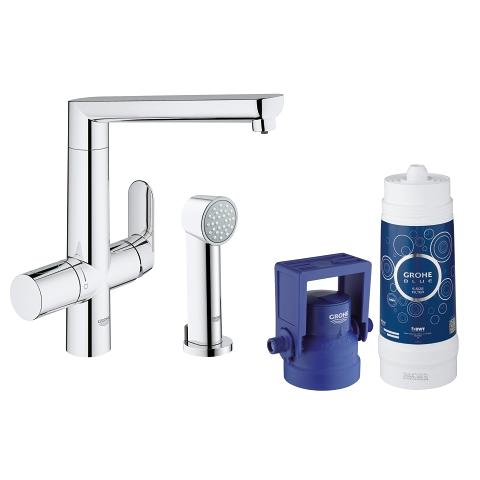 GROHE Blue K7 Pure Start paket